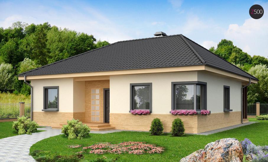 Проект дома Z24 иллюстрация 2