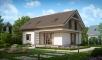Проект дома Z244 иллюстрация 1