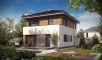 Проект дома Z295 иллюстрация 1