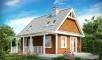 Проект дома Z39 иллюстрация 1