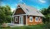 Проект дома Z39 иллюстрация 2