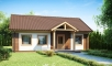Проект дома Z61 иллюстрация 1