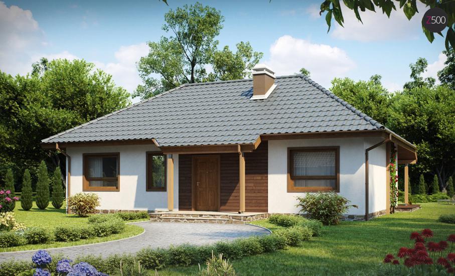 Проект дома Z69 иллюстрация 2