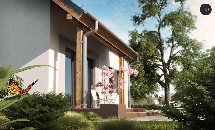 Проект дома Z92 иллюстрация 3