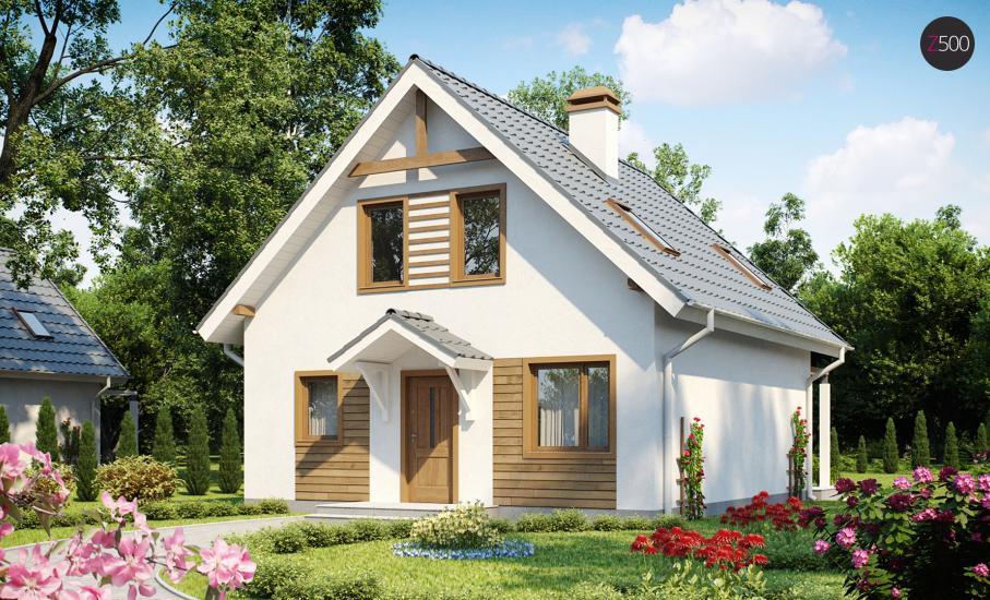 Проект дома Z99 иллюстрация 2
