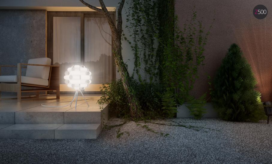 Проект дома Zx101 иллюстрация 2