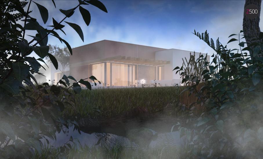Проект дома Zx101 иллюстрация 7