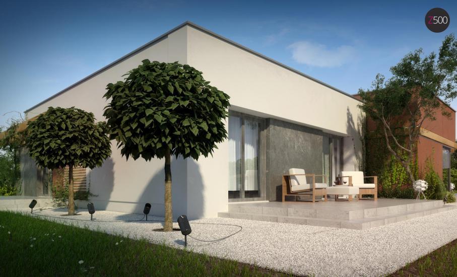 Проект дома Zx101 иллюстрация 8