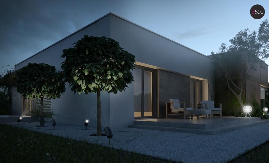 Проект дома Zx101 иллюстрация 10