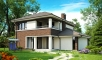 Проект дома Zx24 иллюстрация 2