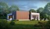 Проект дома Zx49 иллюстрация 4