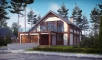 Проект дома Zx50 иллюстрация 1