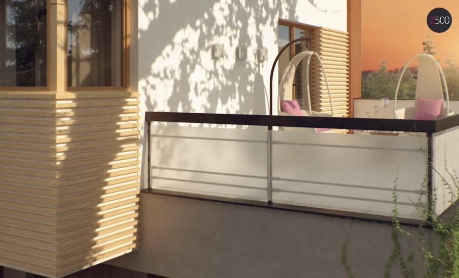 Проект дома Zx59 иллюстрация 9